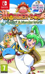 Wonder Boy – Asha In Monster World