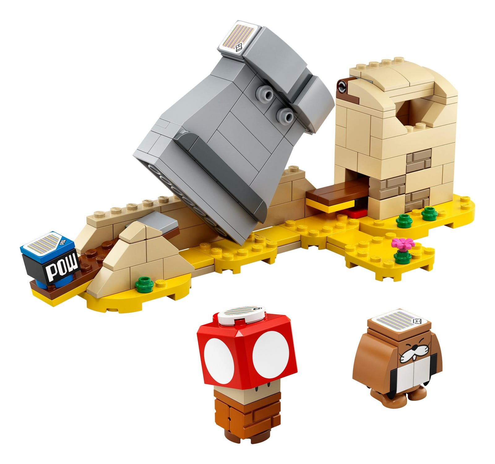 Monty Mole Expansion