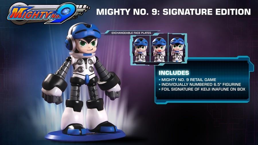 Might No 9 - Signature Edition