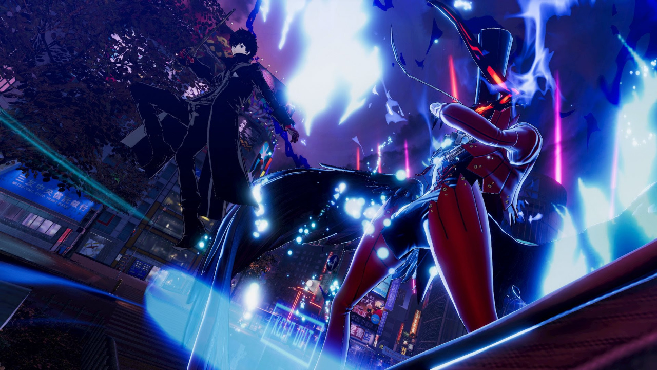 Persona 5 Strikers Pre-Orders Are Now Live, Deluxe And Standard Editions Available