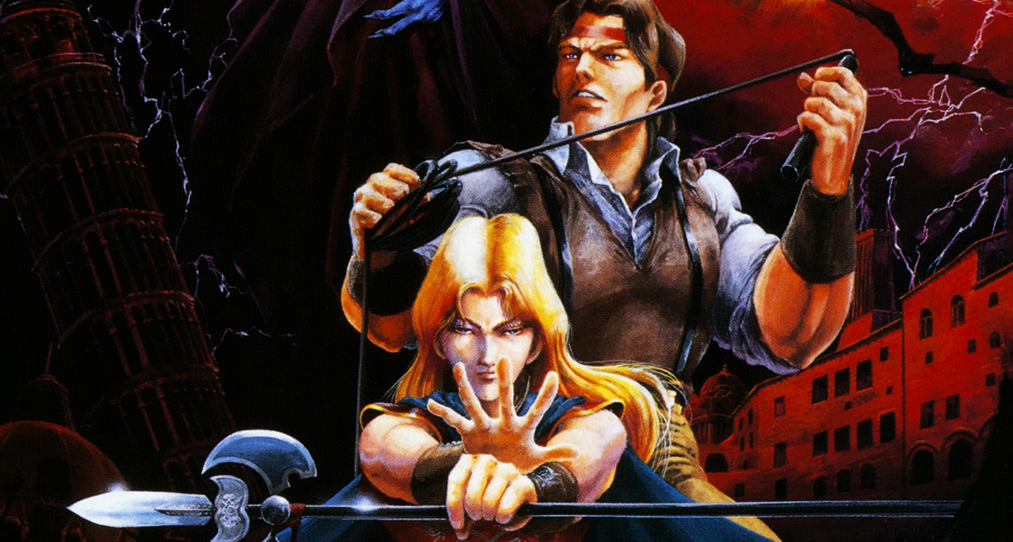 Castlevania Anniversary Collection Full Lineup Includes Some Surprises