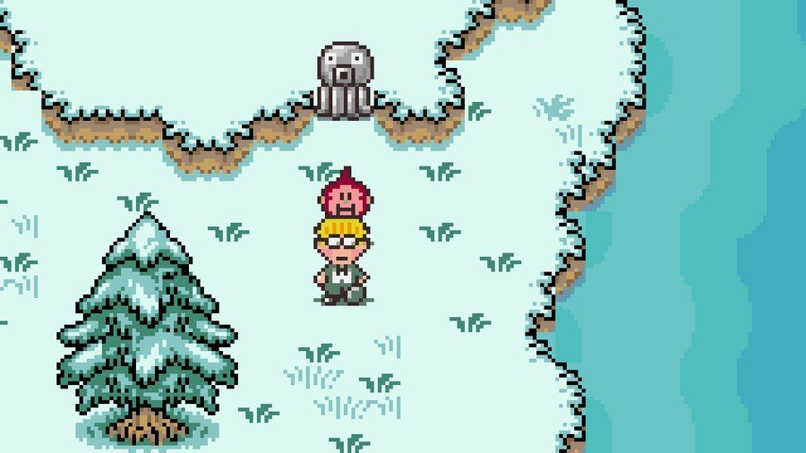 Earthbound - Winters (SNES)