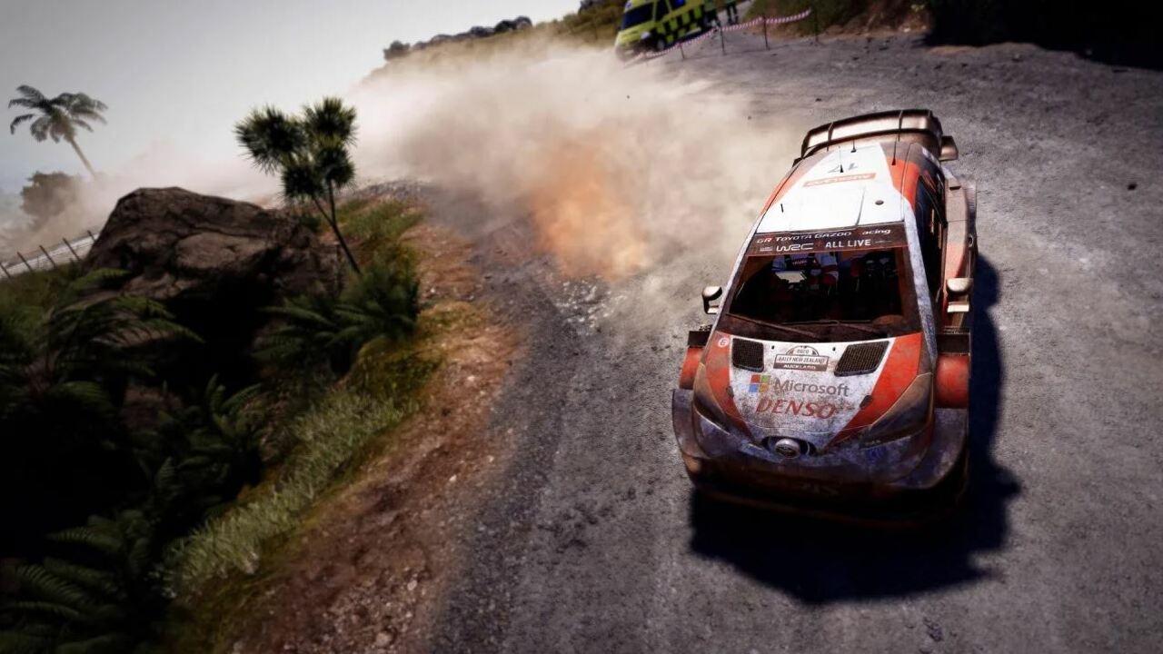 Rally Racer WRC 9 Slides Onto Nintendo Switch Next Week