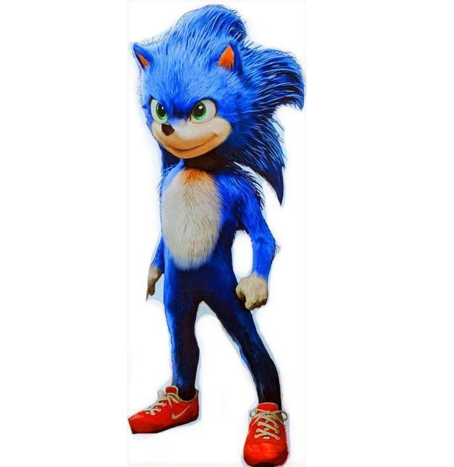 This Is What Sonic The Hedgehog Probably Looks Like In His Upcoming Movie Nintendo Life