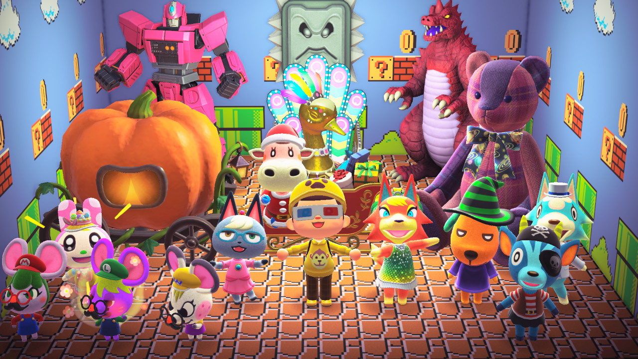 Gallery: Animal Crossing: New Horizons - A Year In Pictures