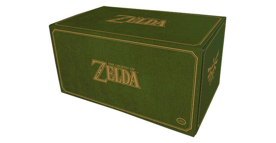The Legend of Zelda Edition Nintendo Mystery Box