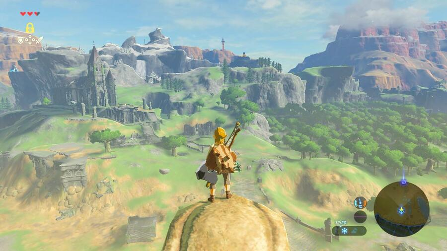 Zelda: Breath Of The Wild's Latest Glitch Lets You Transform