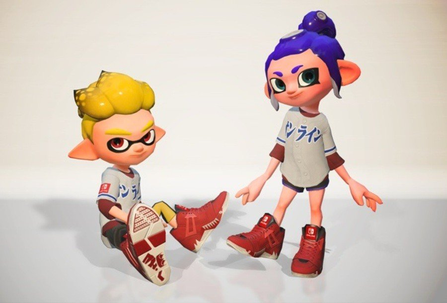 Splatoon 2 Gear