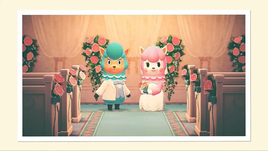 Wedding Season Animal Crossing