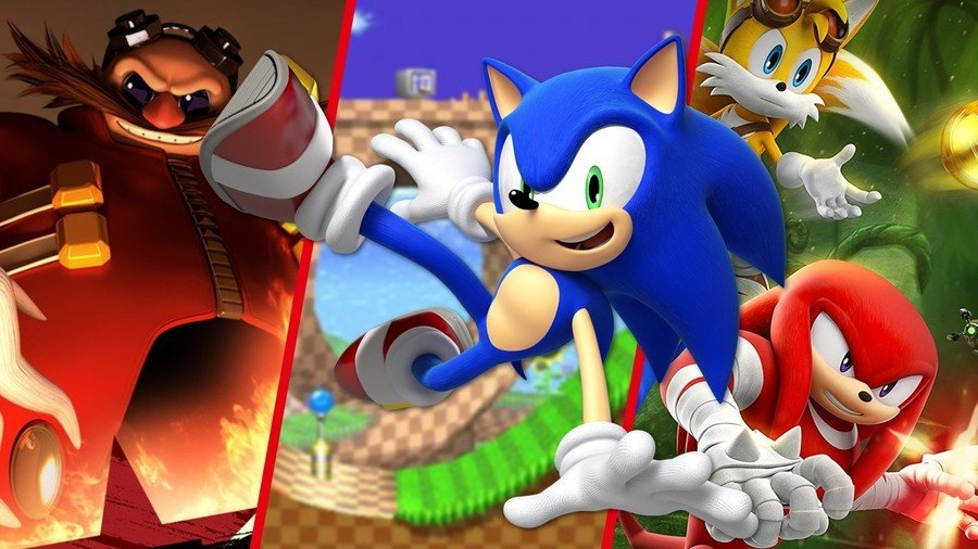 Best 3d Sonic Games