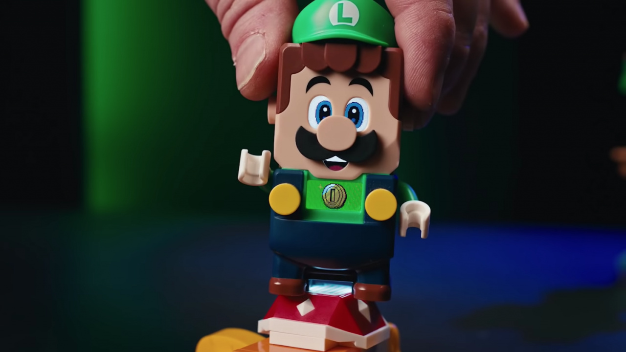 It's Official! Nintendo Announces LEGO Luigi And Pre-Orders Are Open Now
