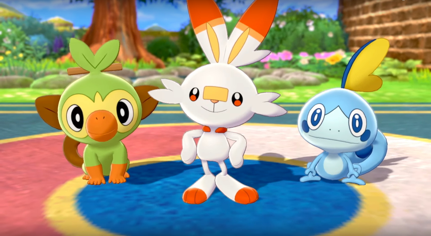 Get Pokémon Sword And Shield For Less With Nintendo's Money-Saving Switch Voucher Deal