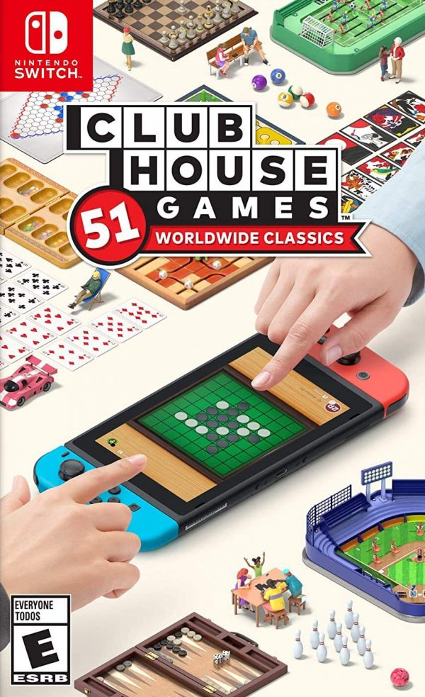 Clubhouse Games: 51 Worldwide Classics Review (Switch) | Nintendo Life