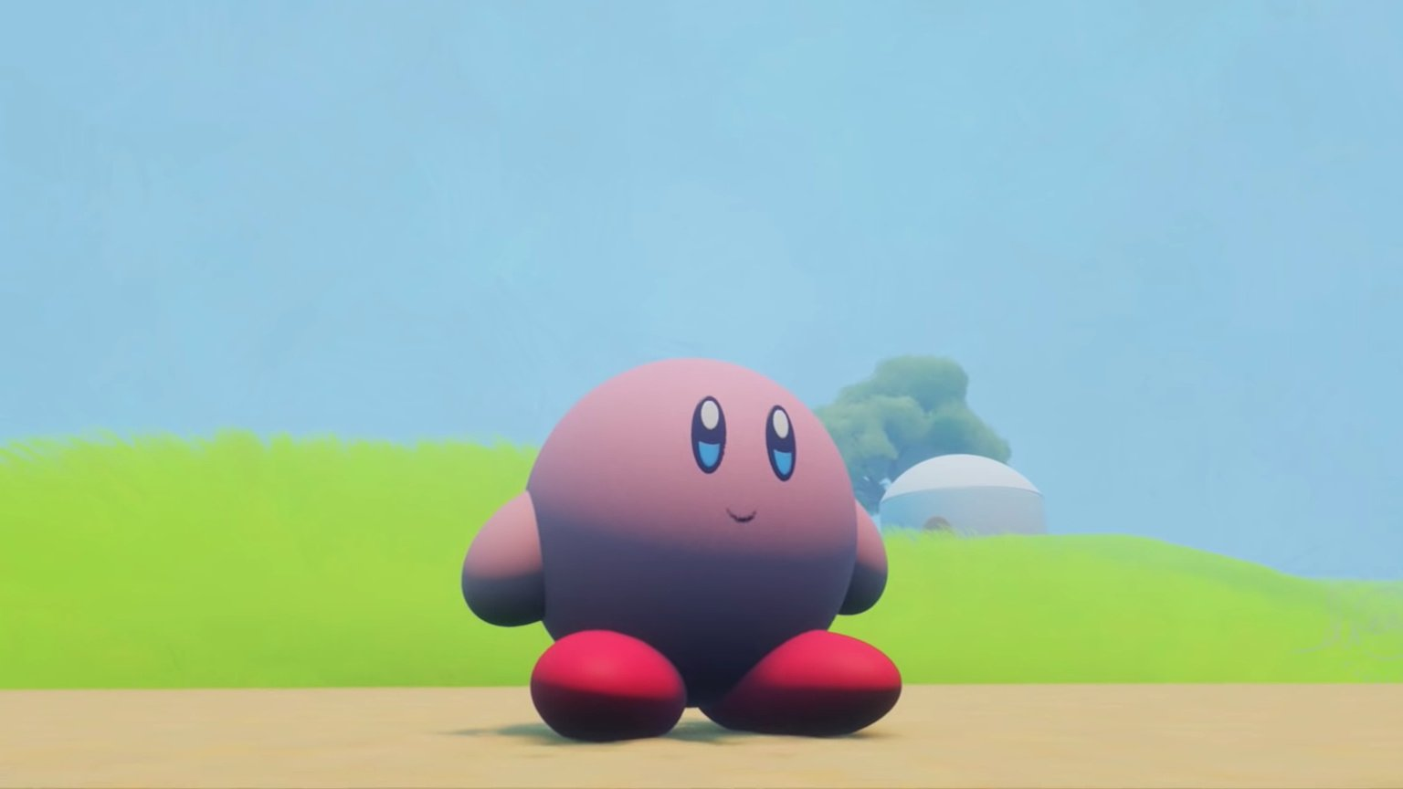 A Gorgeous 3D Kirby Game Is Now Playable On PS4 Thanks To Dreams