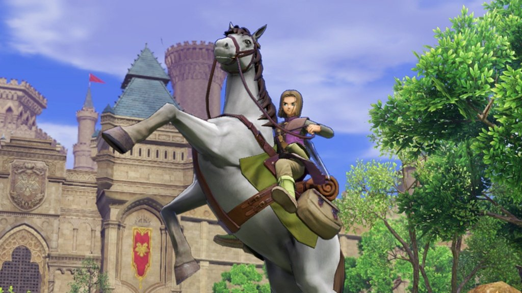 Masahiro Sakurai Is Appearing On Next Week's Dragon Quest XI S Launch Stream