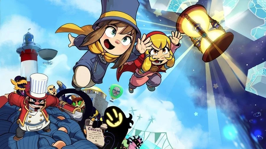 A Hat In Time On Switch Has A Bigger File Size Than Other Versions Of The Game