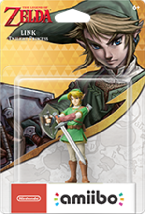 Link - Twilight Princess amiibo Pack