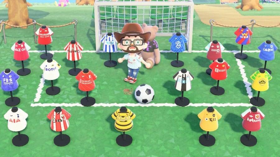 Animal Crossing x Premier League