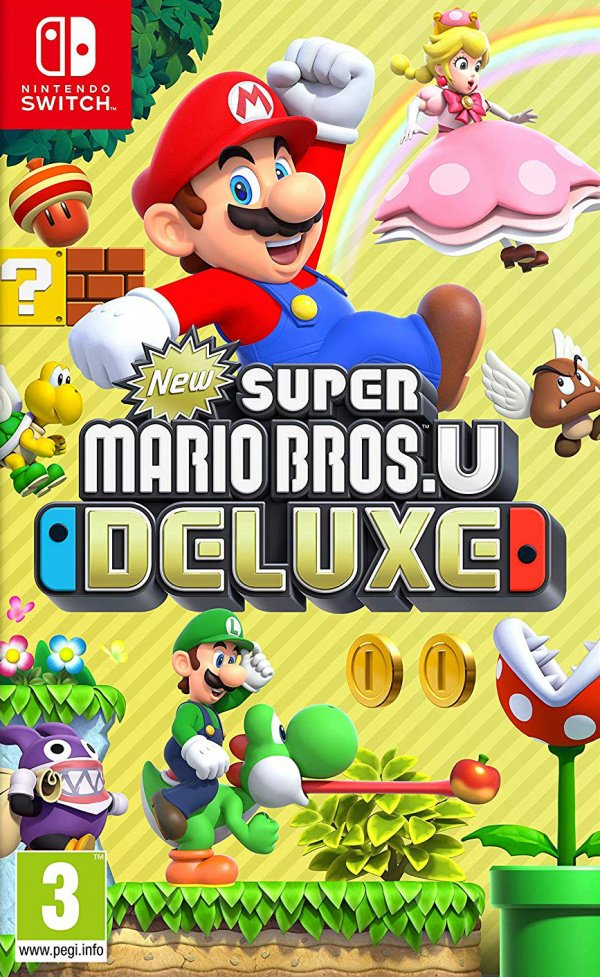 New Super Mario Bros U Deluxe Review Switch Nintendo Life
