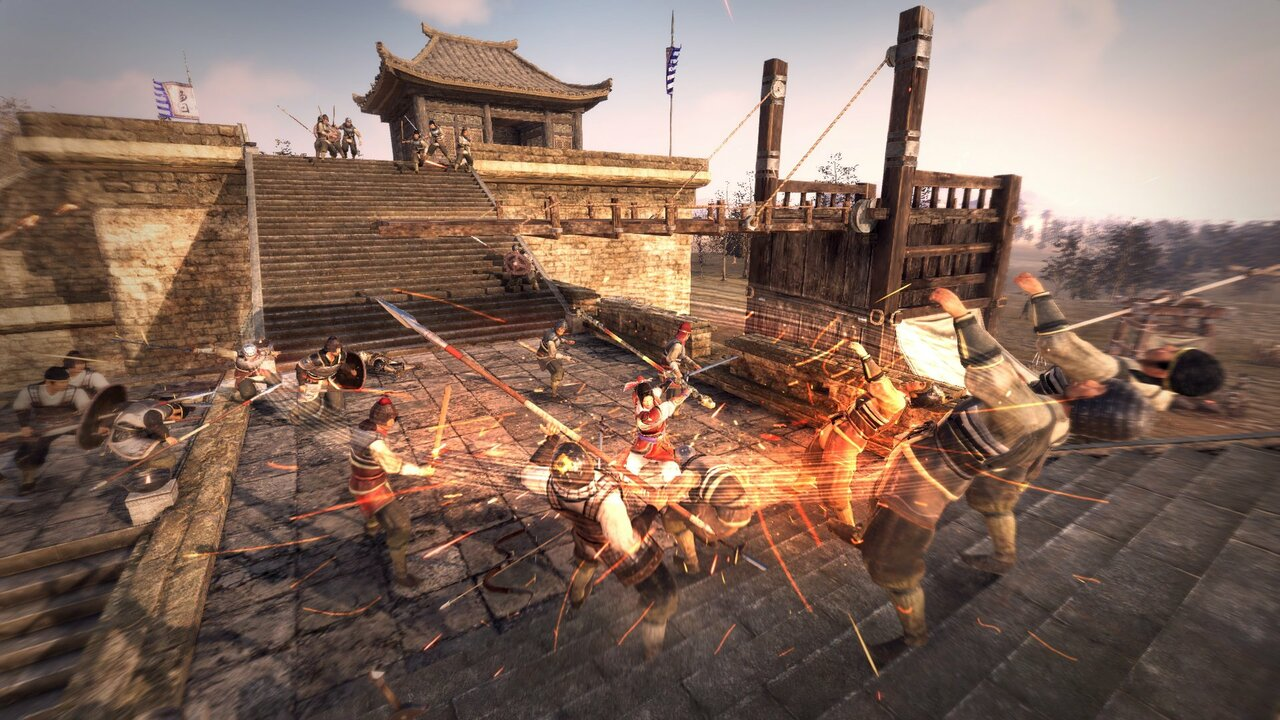 Koei Tecmo Brings Dynasty Warriors 9 Empires To Switch Early Next Year - Nintendo Life