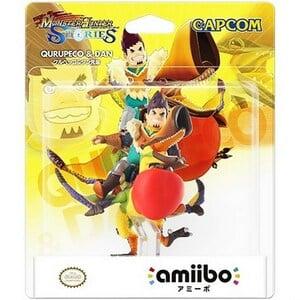 Qurupeco & Dan amiibo Pack