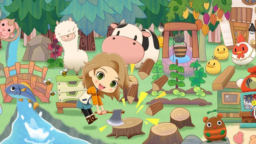Video: Story Of Seasons: Pioneers of Olive Town Gameplay Features Trailer