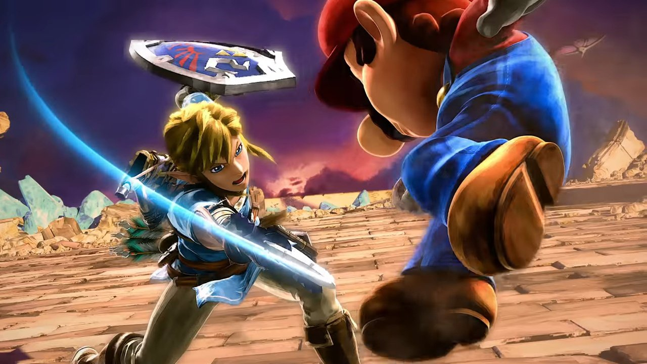 The Latest Smash Bros  Ultimate Update Removes