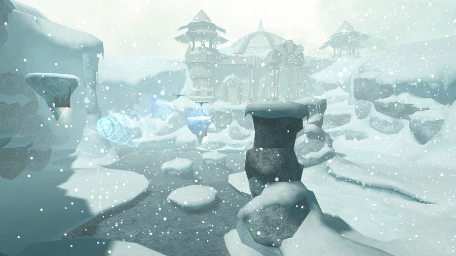 Metroid Prime - Phendrana Drifts (GameCube)