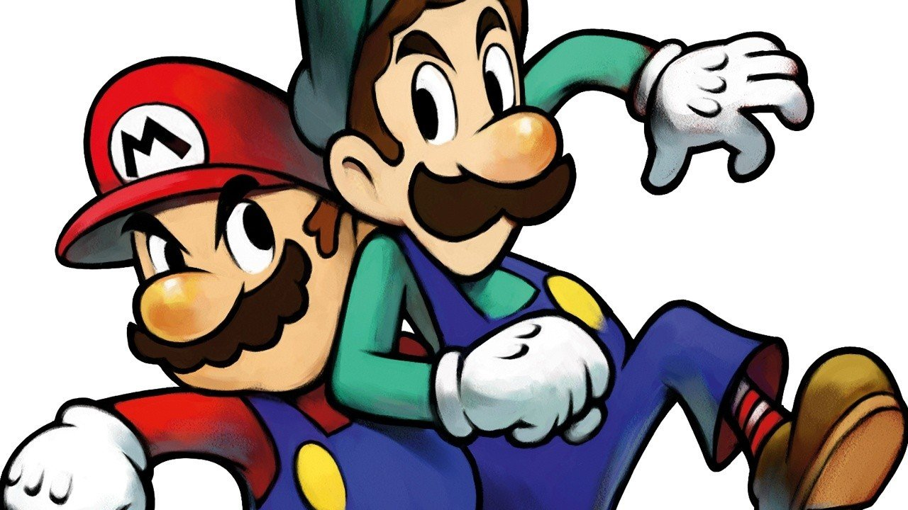 New Trademark Suggests The Mario Luigi Series Is Making A