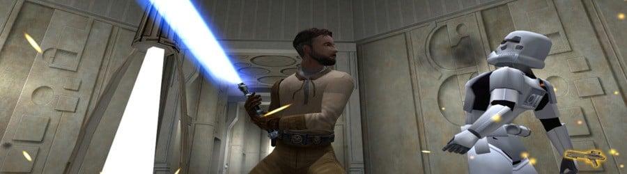 Star Wars: Jedi Knight II: Jedi Outcast (Switch eShop)