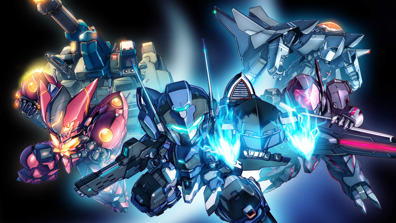 Review: Hardcore Mecha - Thrillingly Overblown Anime-Style Robot Action