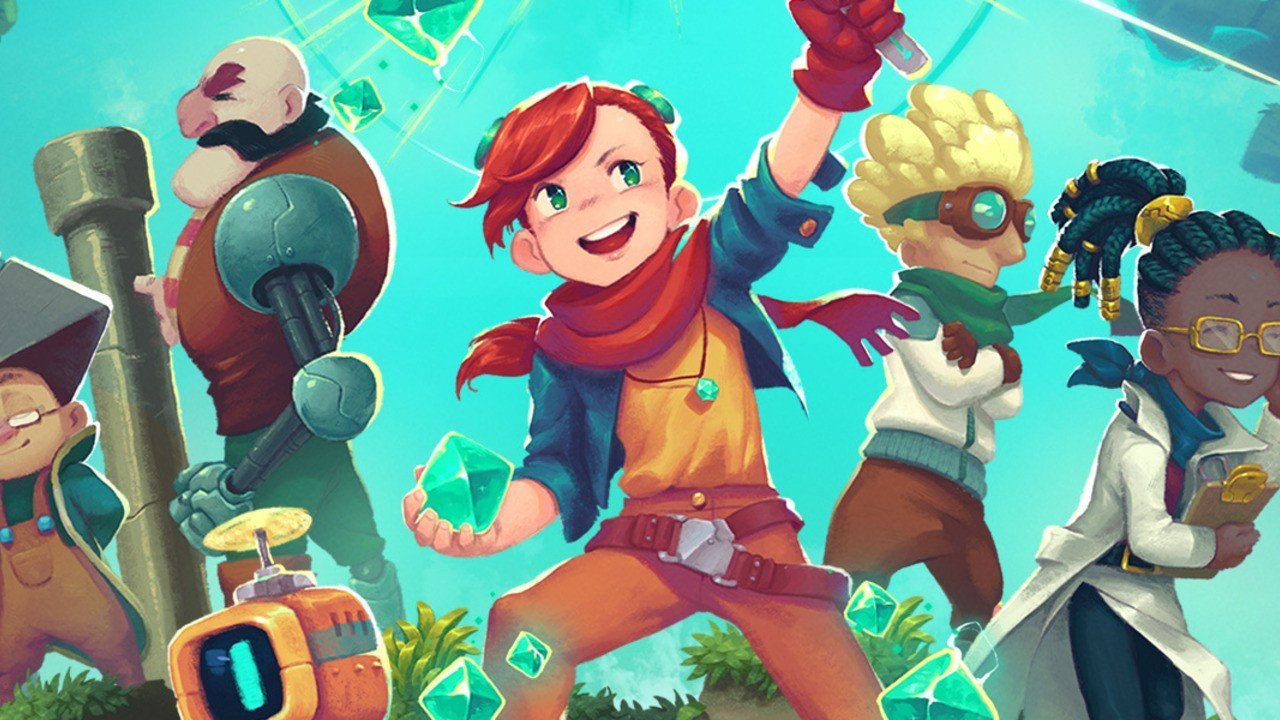 Review: Sparklite - An Enjoyable Rogue-Lite That Pays Homage To Zelda In The Best Way
