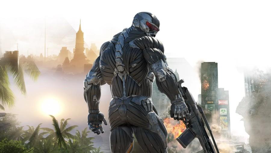 La trilogia di Crysis rimasterizzata