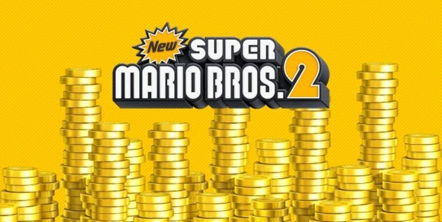 New Super Mario Bros 2- Wallpaper 646 X325
