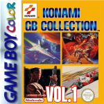 Konami GB Collection Vol.1 (GBC)