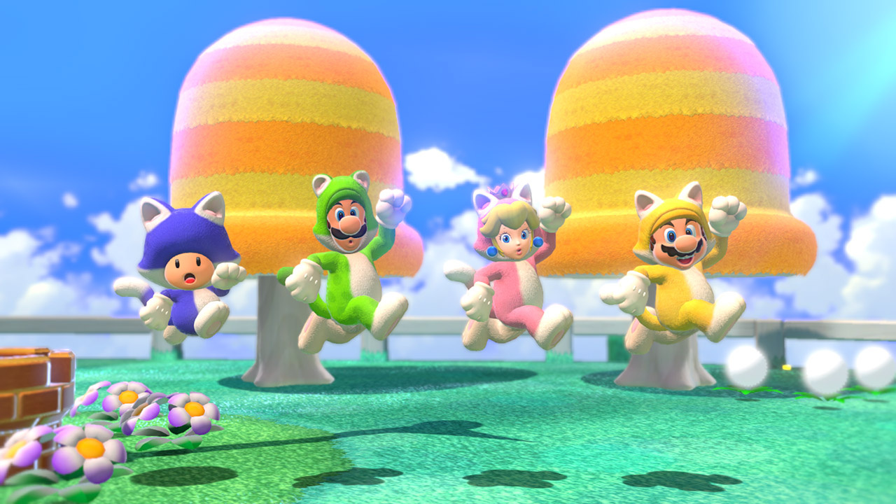 UK Charts: Super Mario 3D World + Bowser's Fury Fends Off FIFA To Stay Top For A Second Week