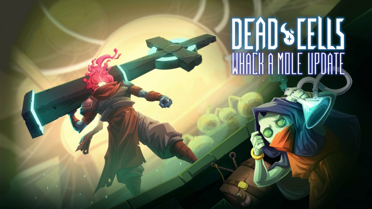 Dead Cells' Free Whack-A-Mole Update Adds