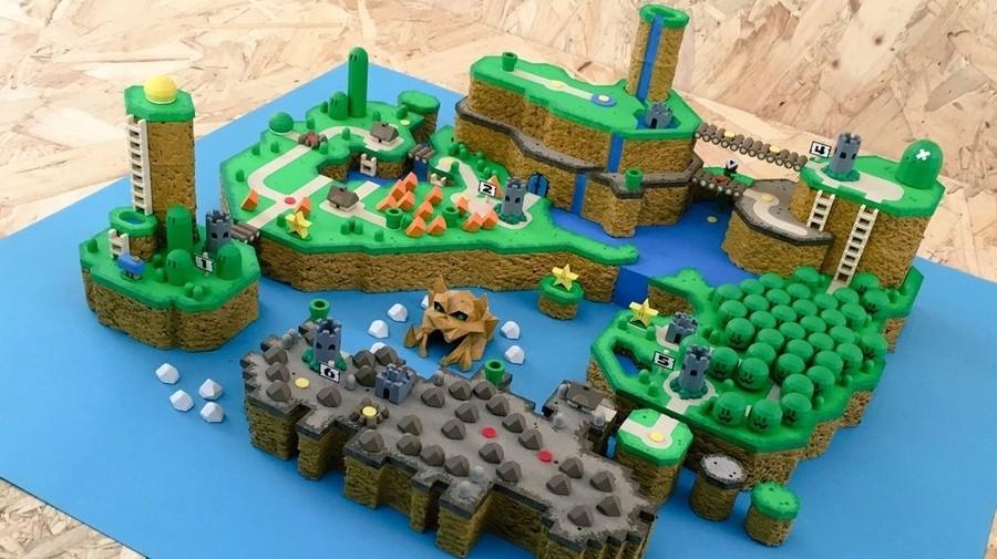 Matt Brailsford - 3D Mario Model