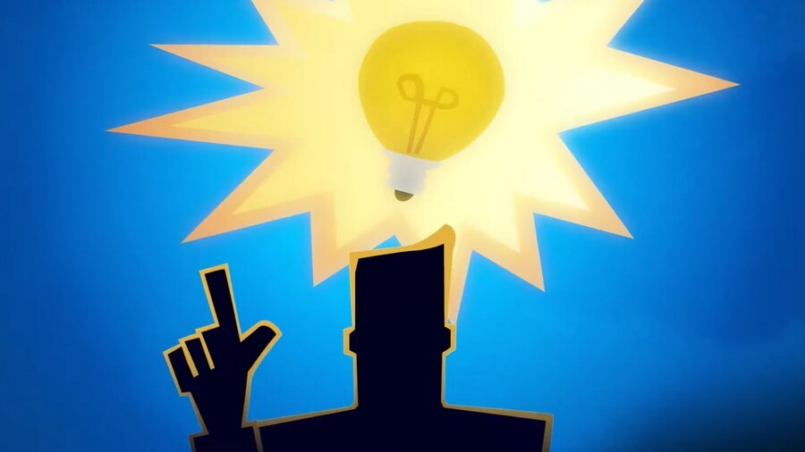 Nintendo Indie World Showcase Lightbulb