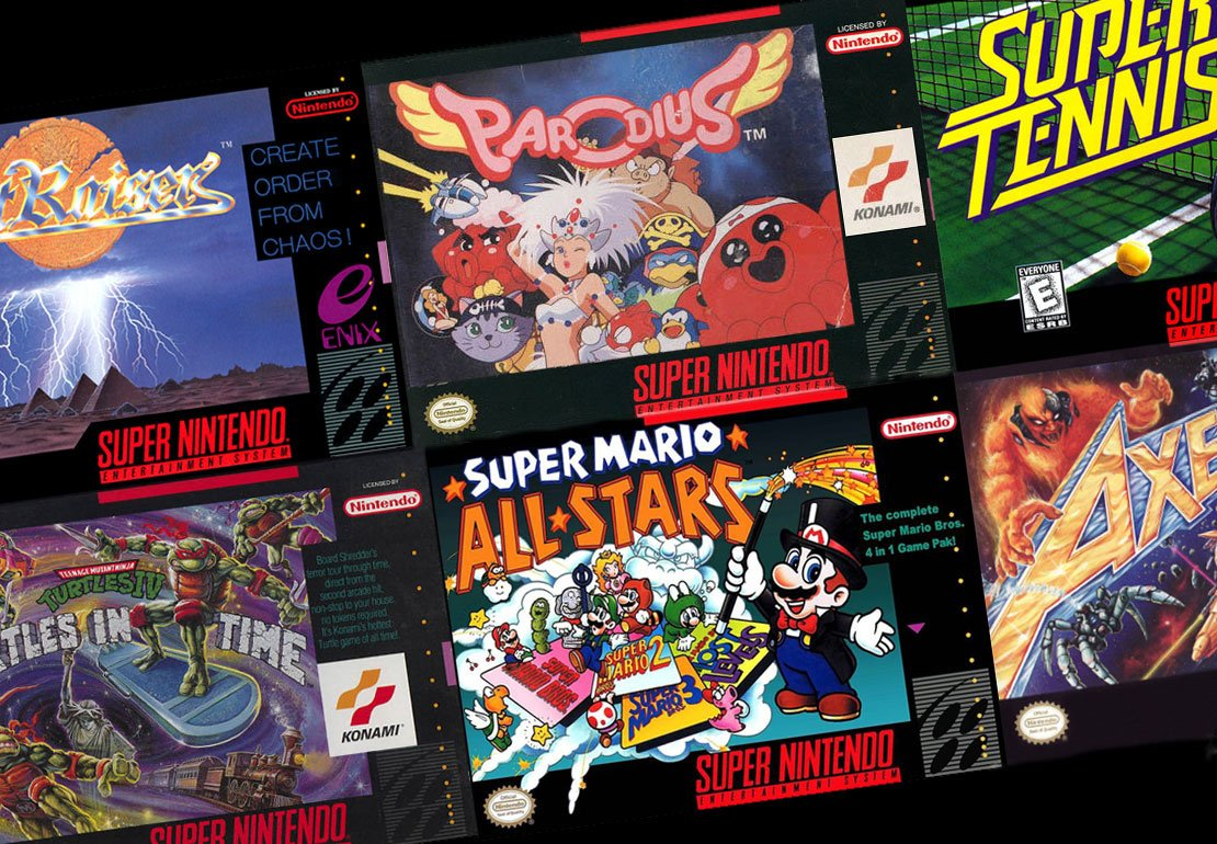 13 Best Games to Add To Your SNES Classic - SNESdrunk ...