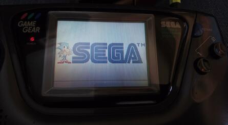 SEGA Sonic Logo 01