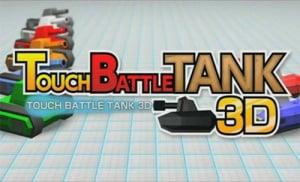 Touch Battle Tank 3D