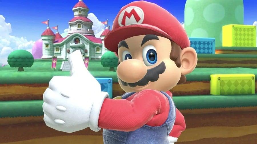 Super Mario - Smash Bros