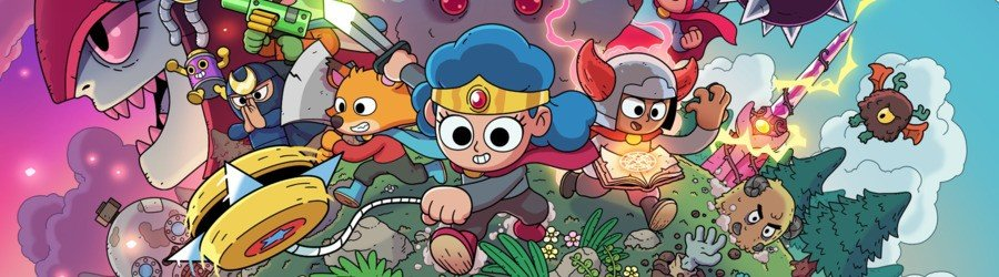 The Swords of Ditto: Mormo's Curse (Switch eShop)