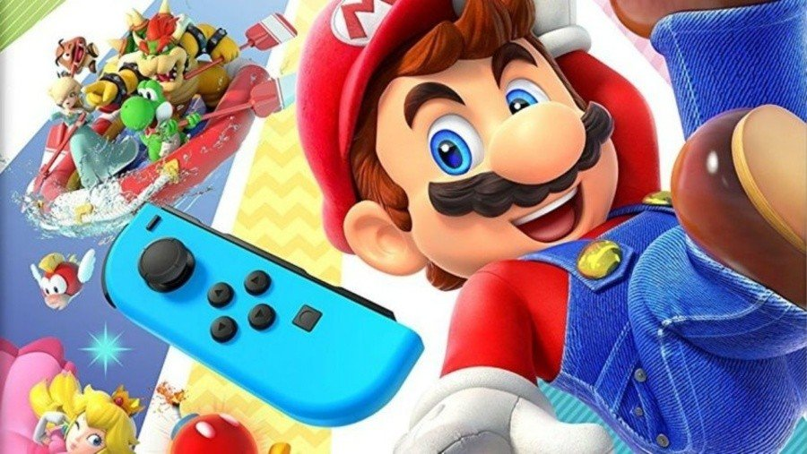 Super Mario Party For Nintendo Switch Won't Support Handheld