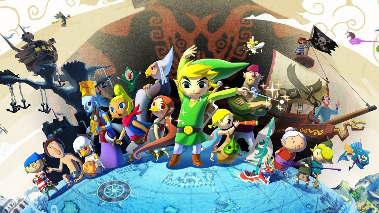 Turns Out Many Characters Shared One Body In Zelda: The Wind Waker