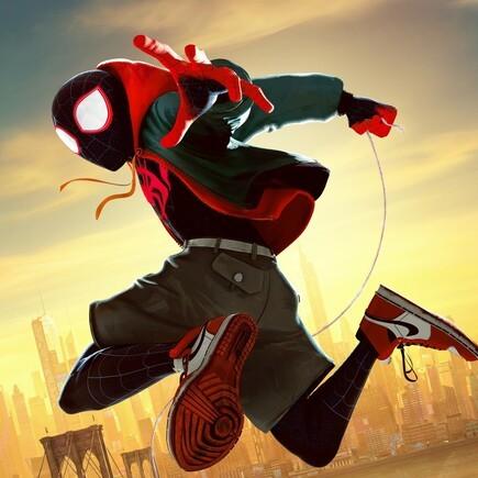 Miles Morales (Into The Spider-Verse)