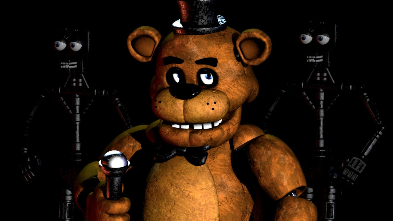 Animal Crossing Porn Tom Nook prepare for scares when the five nights at freddy's trilogy