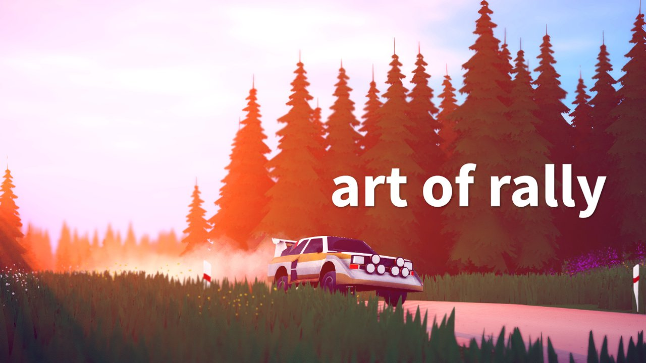 Art Of Rally Drifts Onto Switch In The Summer