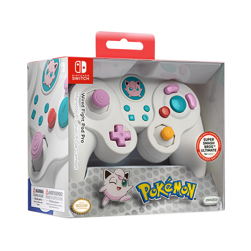 Pichu And Jigglypuff Are Getting Their Very Own Switch Controllers Nintendo Life